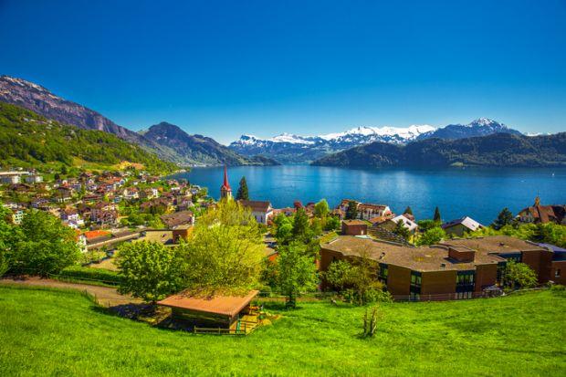 How to get around in Switzerland
